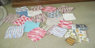 cotton washcloths