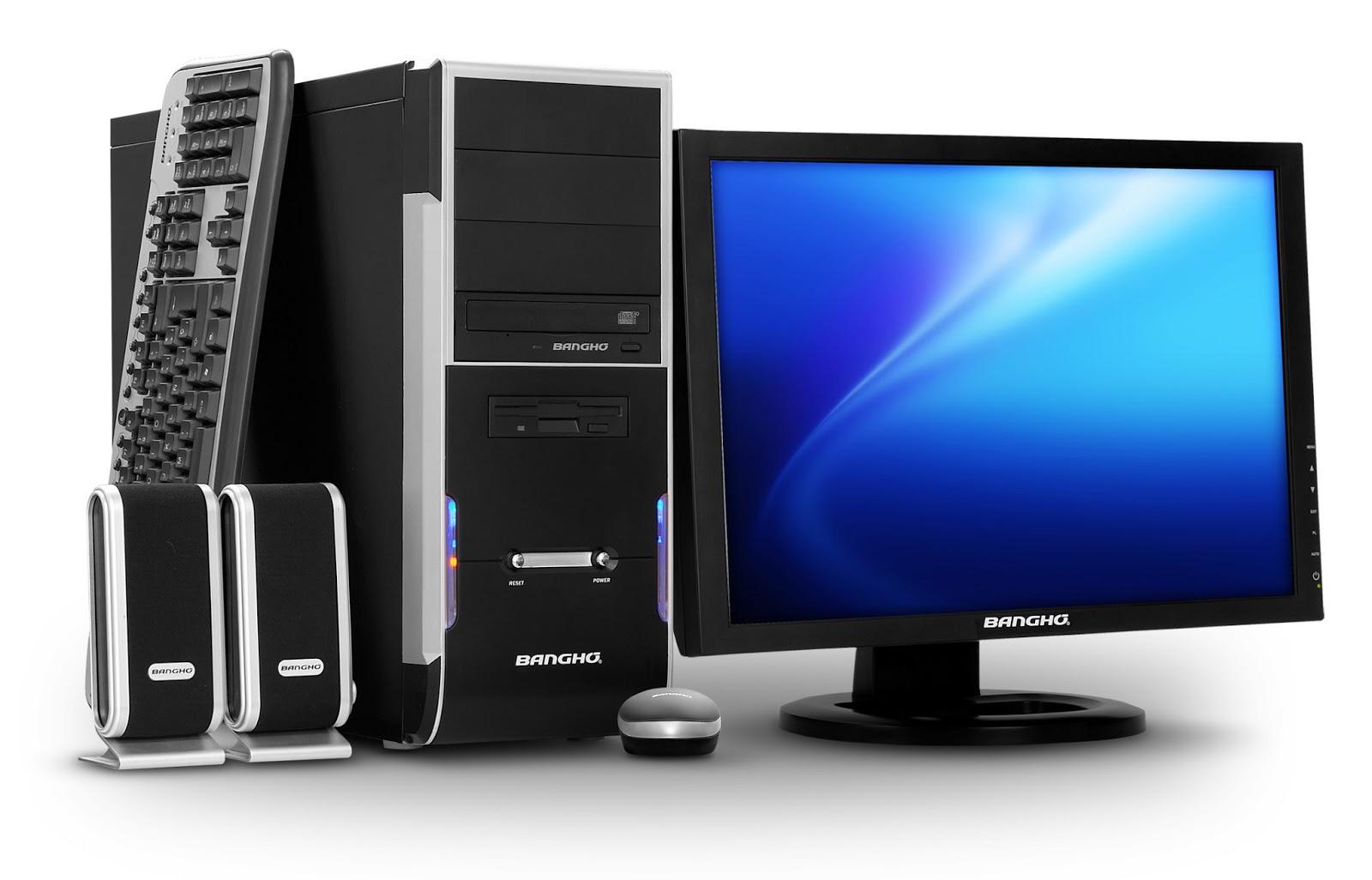 Computadoras del presente for Computadoras para oficina
