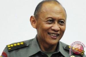 Kepala Staf TNI Angkatan Darat (KSAD) Jenderal Pramono Edhie Wibowo
