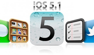 61% of all iPad and iPhone uses iOS 5.1