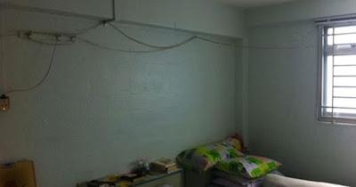 antes y despues apartamento