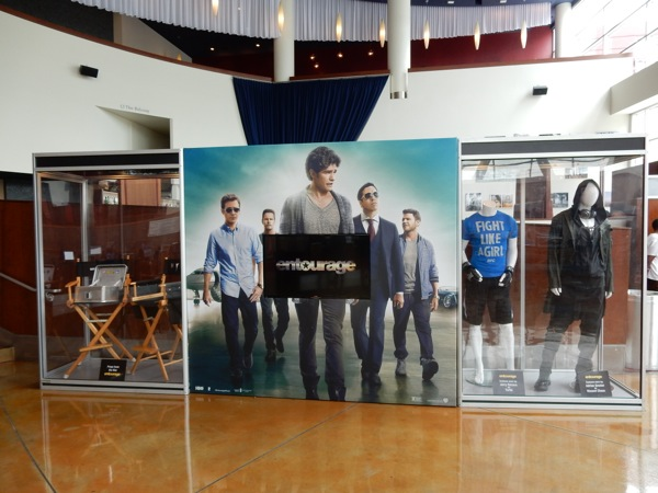 Entourage movie costume prop exhibit