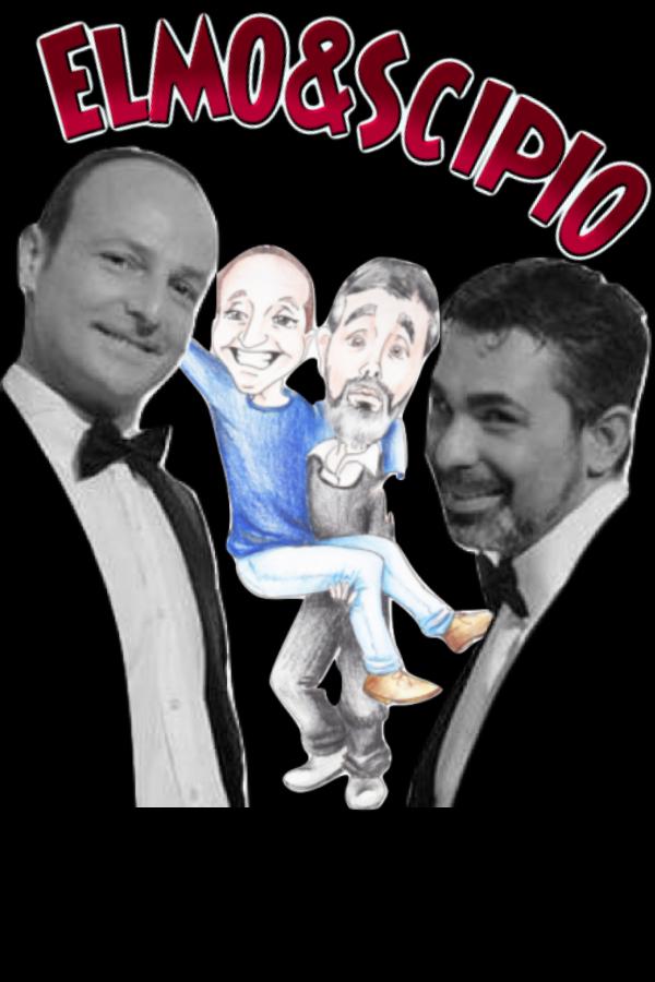 Ridi con il cabaret di Elmo&Scipio. Trova lo spettacolo adatto a te