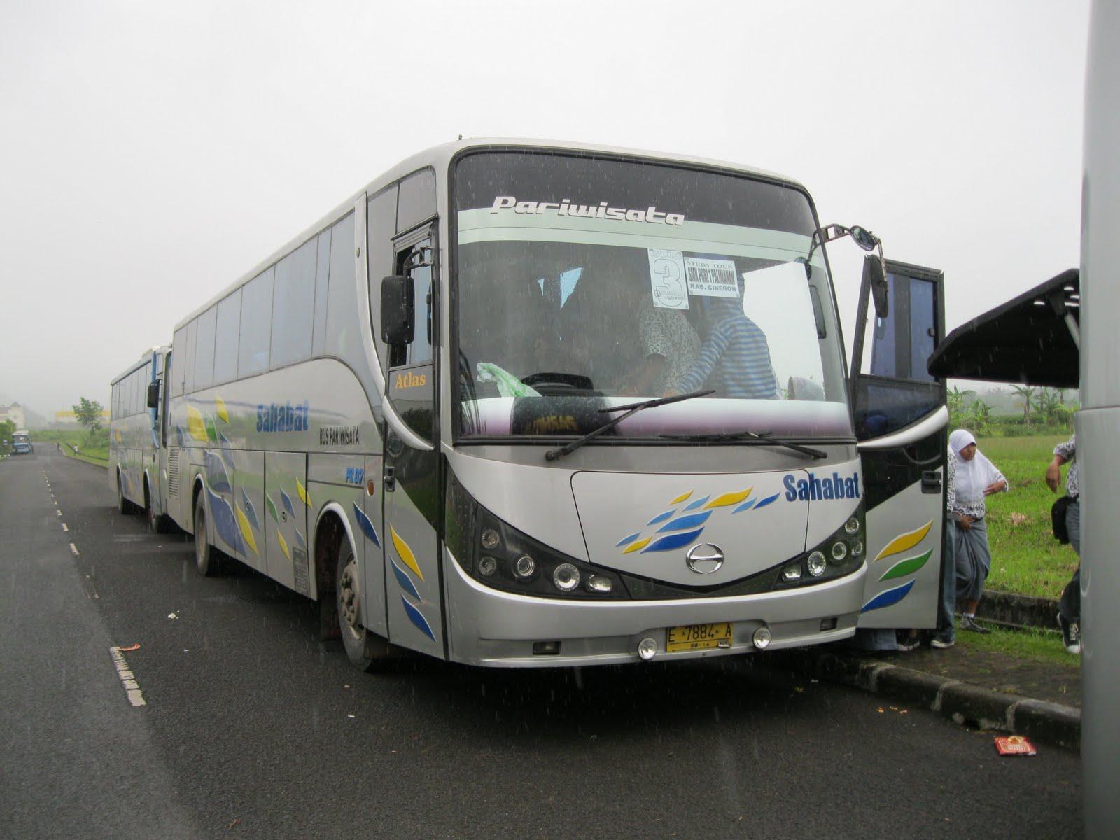 Bus pariwisata po sahabat pc 07