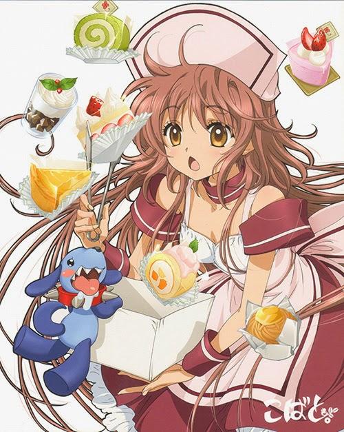 Phim Kobato - những viên kẹo hạnh phúc HTV3 Lồng Tiếng - Kobato - Những Viên Kẹo Hạnh Phúc - VietSub