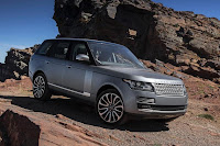 Land Rover Range Rover (2013) Front Side