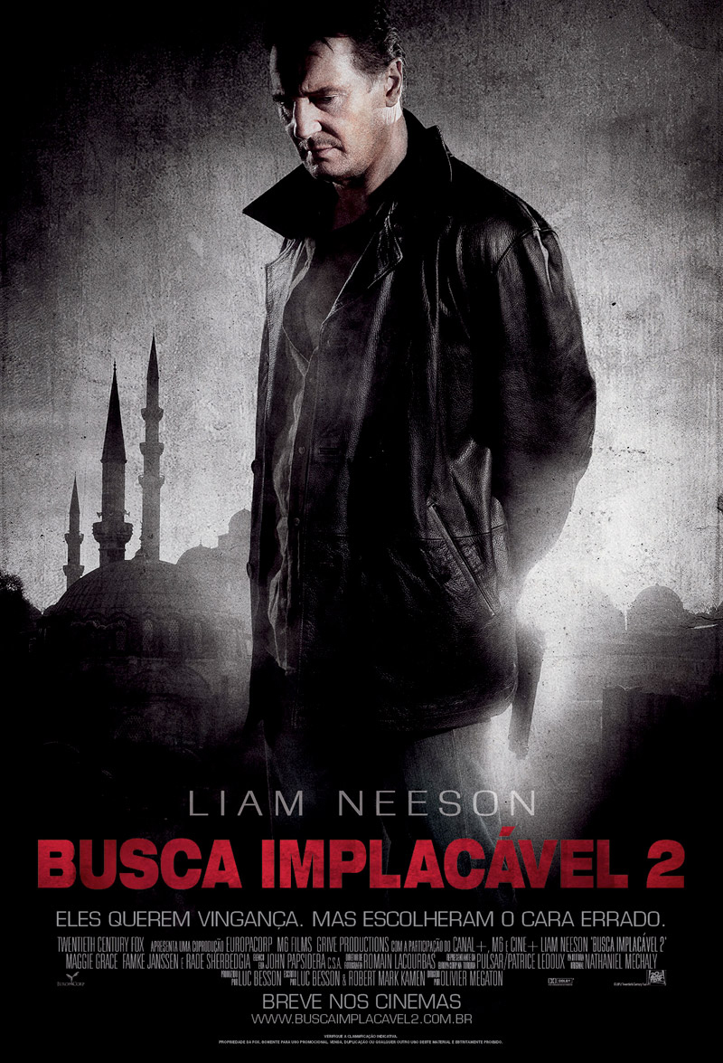 Busca Implacável 2 (Dual Audio) 720p Bluray x264