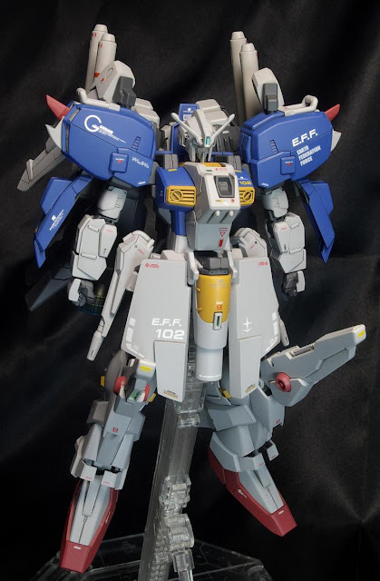 Full Armor Ex-s Gundam Land Battle Type Model Kit