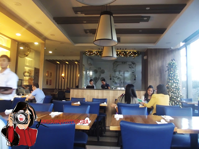 CONTI'S Bakeshop and Restaurant in Robinsons Magnolia