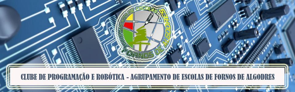 Clube de Programação e Robótica - Agrupamento de Escolas de Fornos de Algodres