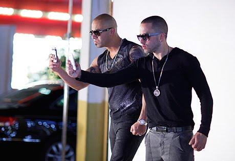 Comercial de AT&T U-verse con Wisin y Yandel