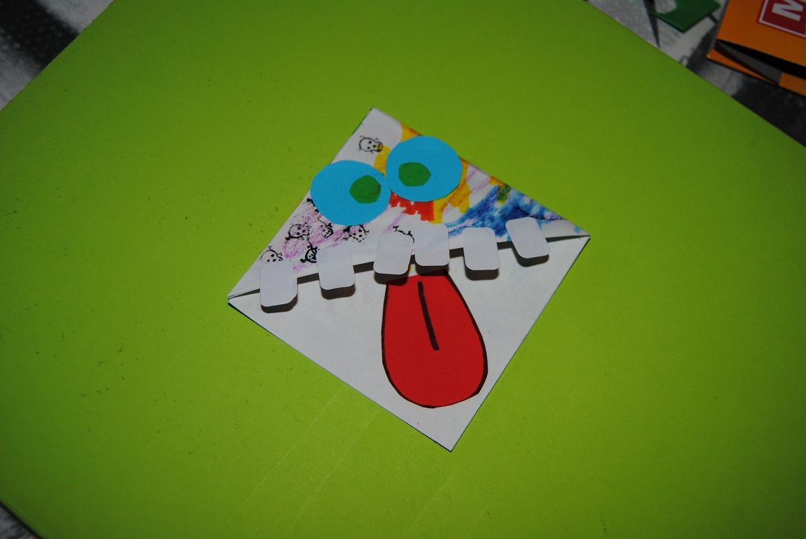 Trastadas de mam marca p ginas monstrusos - Paginas de manualidades ...