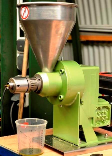 Изготовления подсолнечного масла в домашних условиях 151