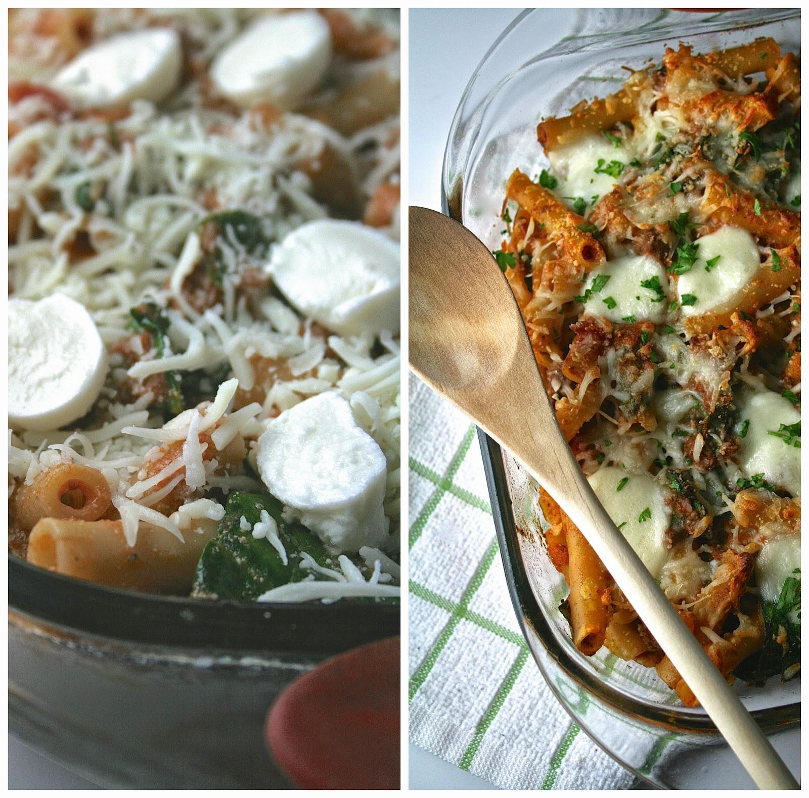 Lasagna-Style Baked Ziti | Oregon Transplant | Bloglovin'