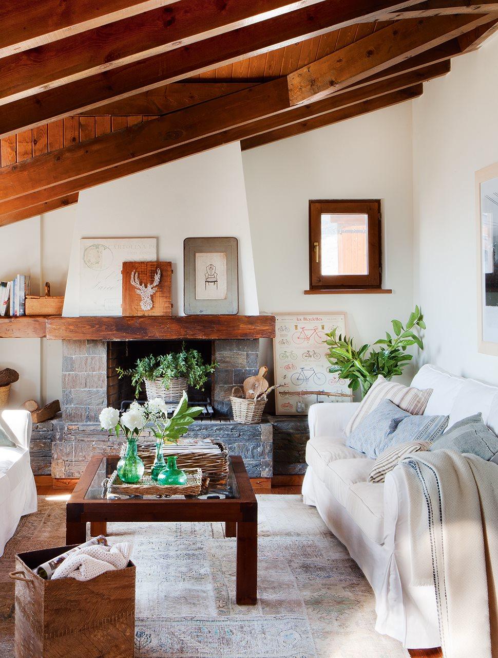 Detalhes do c u casas inspiradoras Paredes rusticas interiores