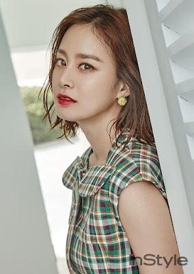 Kim Tae Hee InStyle February 2016