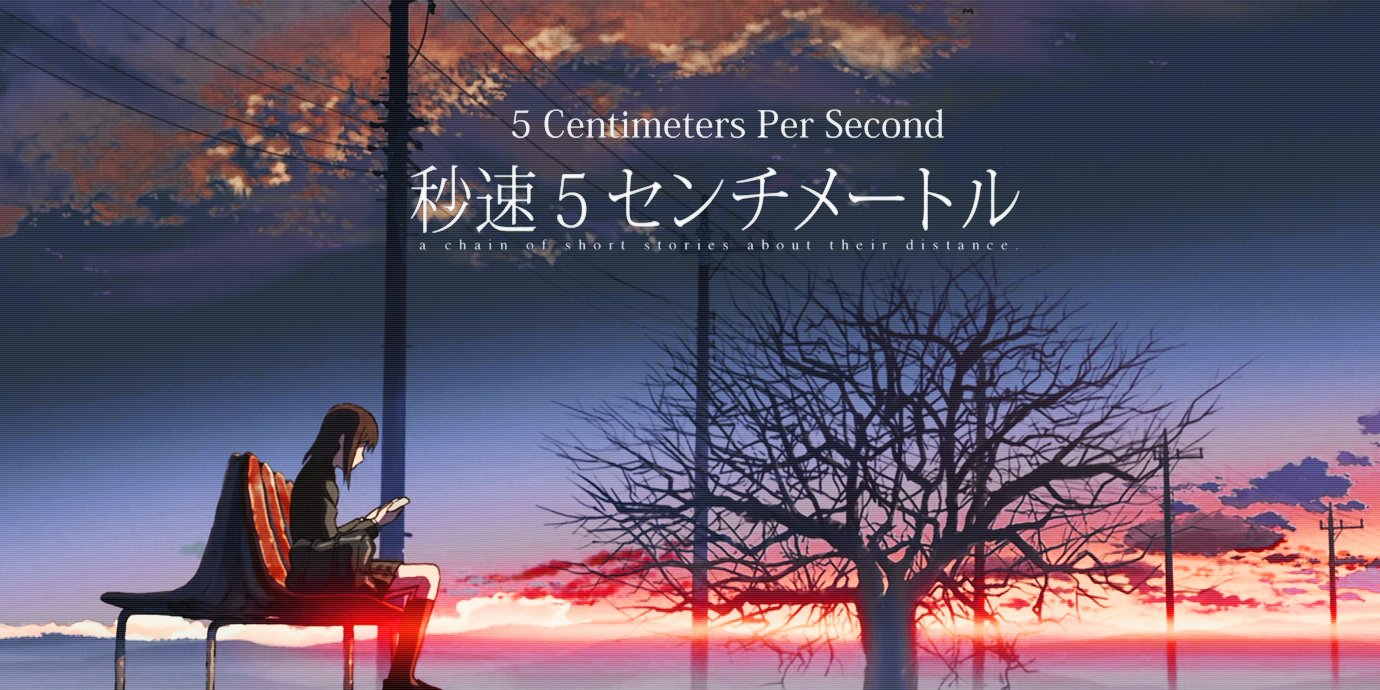 Byousoku 5 centimeter 5 centimeters per second