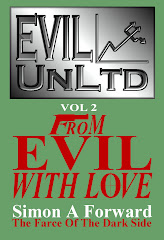 Evil UnLtd Vol 2: From Evil With Love (Signed Paperback)