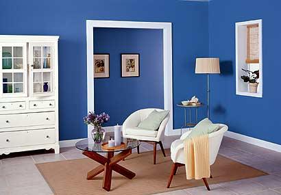 Decoraci n y afinidades los colores y nuestro estado - Color para pintar mi casa ...