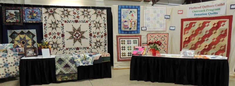Flathead Quilters Outreach Program