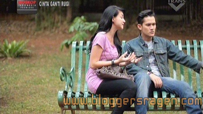 Pemeran Cinta Ganti Rugi Film Trans TV