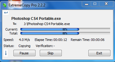 Download Extreme Copy Pro 2.2.2 Full Version + Patch Crack keygen gratis