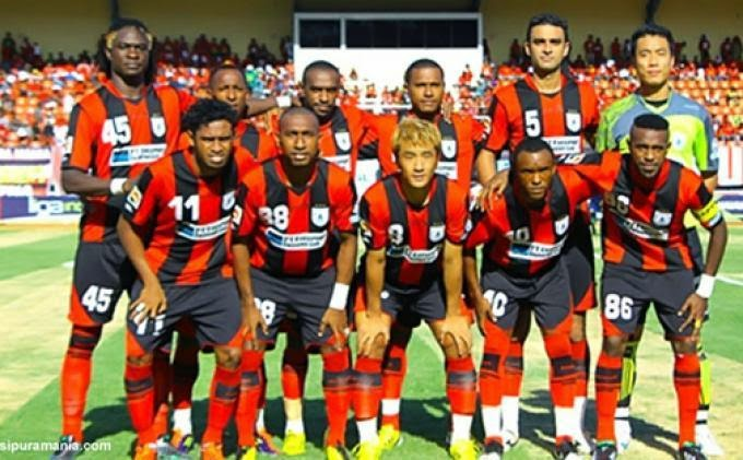Persipura AFC Cup 2014