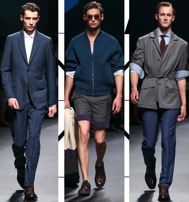 ermenegildo zegna spring 2014 couture jackets