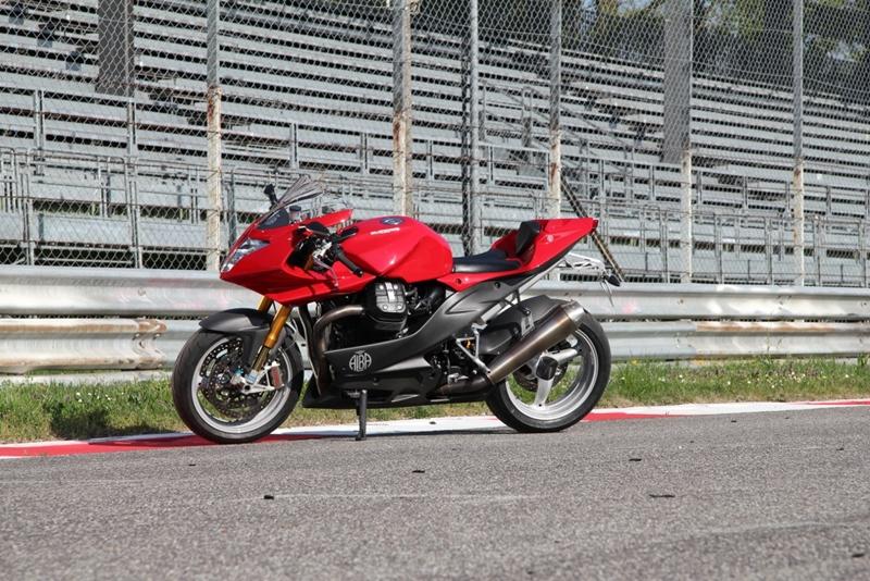 Millepercento Alba Moto Guzzi