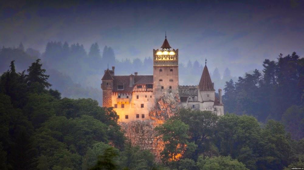 Красивые замки. Фото