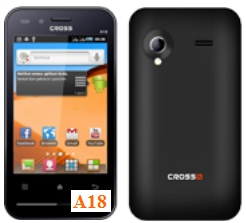 Harga Hp Cross A18 Tablet dan Spesifikasinya