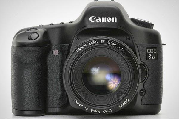 Rumor peluncuran Canon EOS 3D