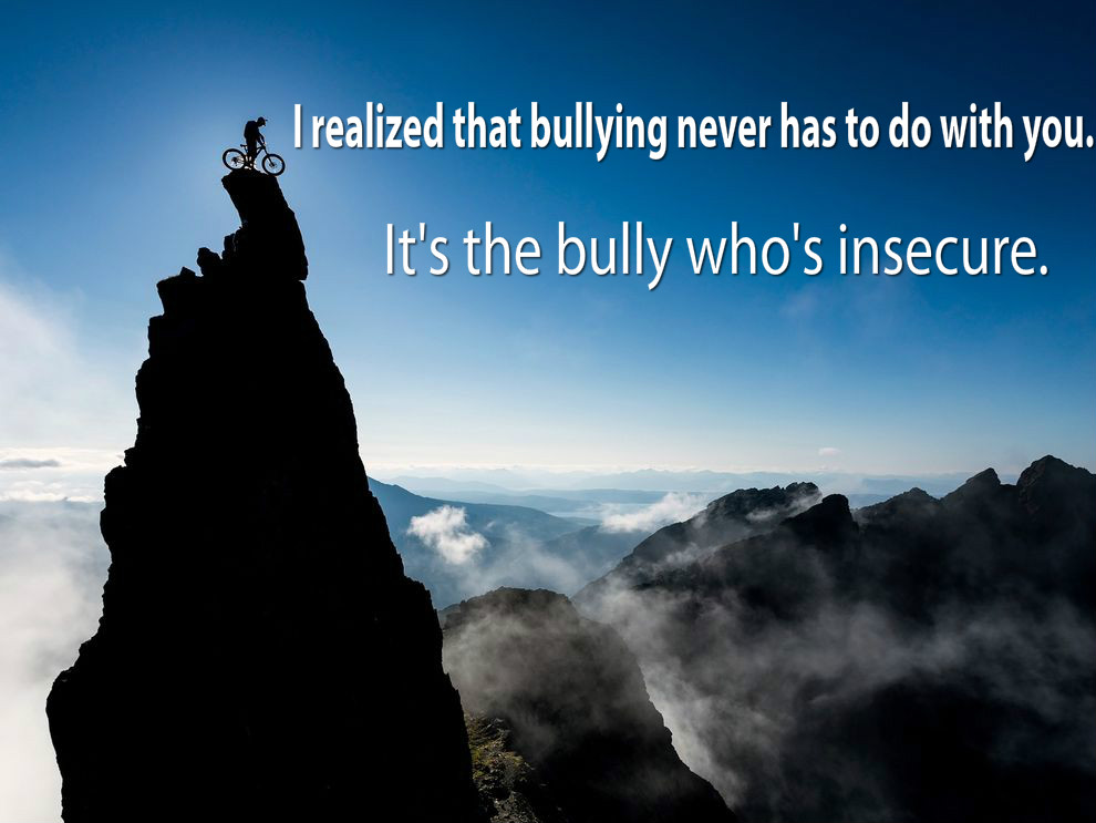 Bully Quotes Gorgeous Quotesmytop48 Quotes My Top 48 Bullying Quotes 48
