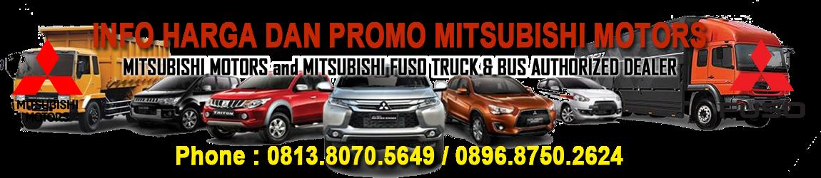 Harga dan Promo Mitsubishi