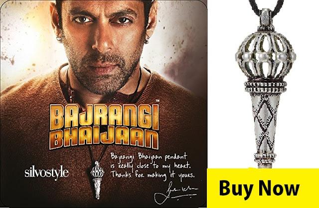 bajrangi bhaijaan silver pendant locket online
