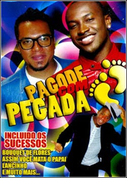 Download - Pagode com Pegada (Áudio DVDS 2012)