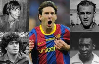 El Mito Messi