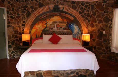 Hotel Boutique La Cofradia, Tequila, Jalisco