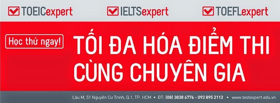 Tối ưu hóa điểm thi cùng chuyên gia TestExpert Việt Nam