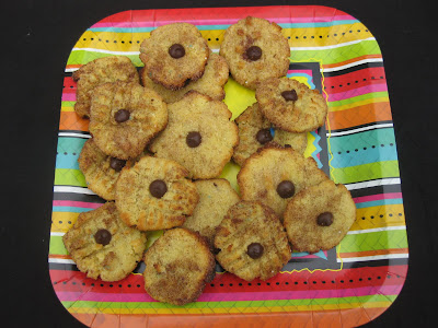 cookies that are grain free on a plate