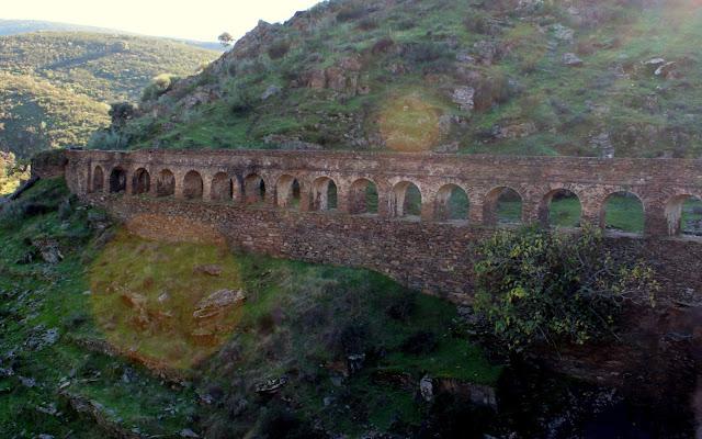 Acueducto de las Herrerías, Campillo de Deleitosa