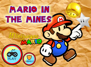 Mario in the Mines