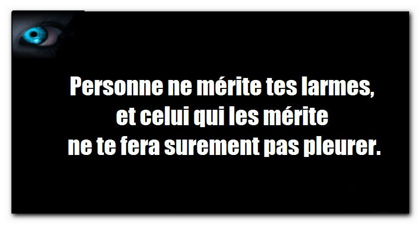 Favorit Nice Love Quotes: Belle Phrase D'amour Qui Fait Pleurer JI78