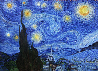 Stary Night by Van Gogh
