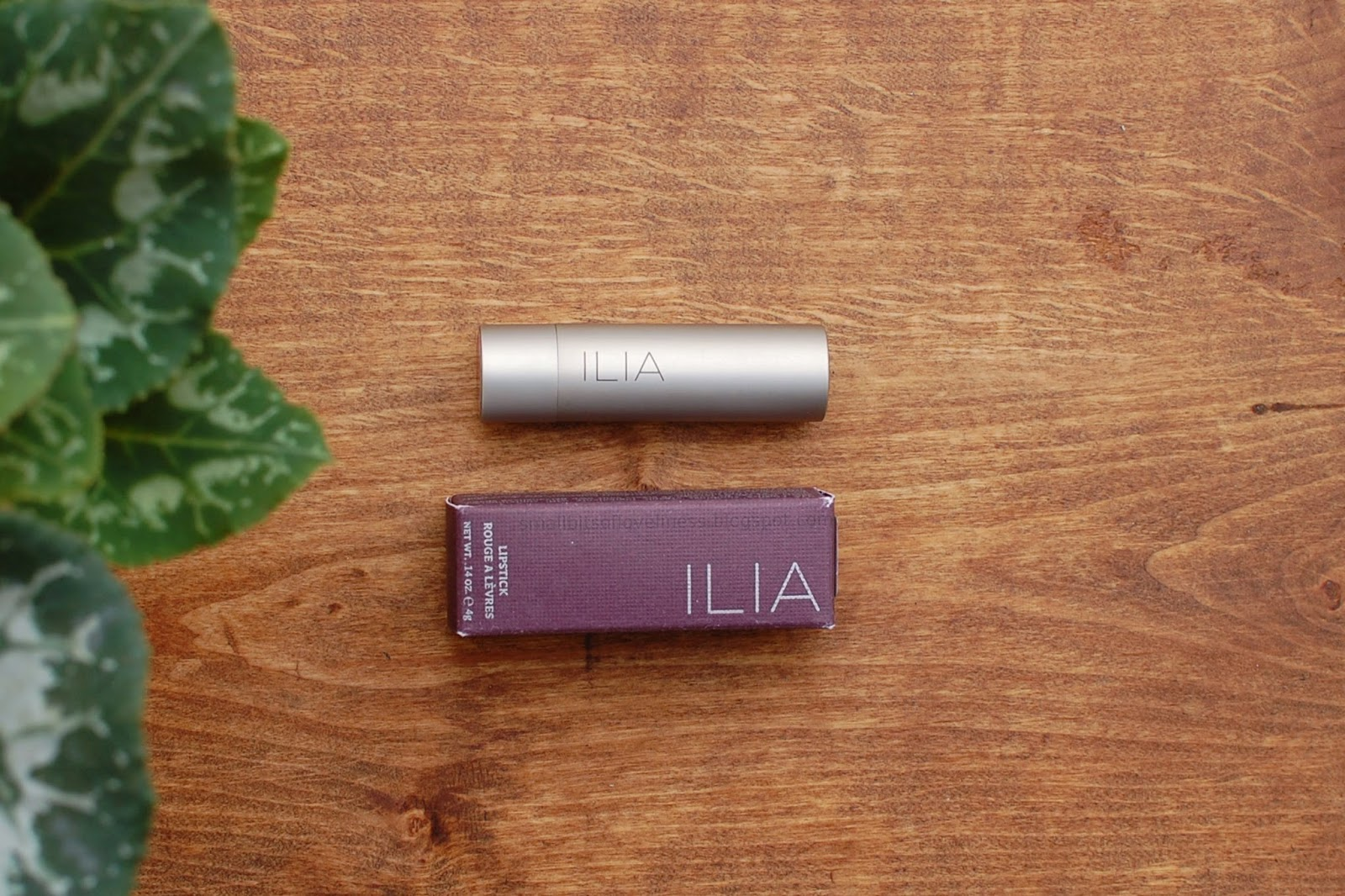 Ilia Beauty Lipstick, Natural & Organic