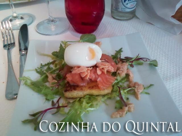Paula Mello no almoço Gomes da Costa