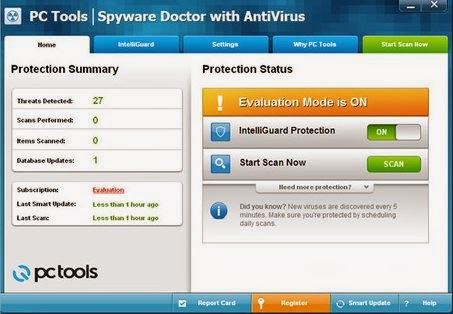 Spyware Doctor 9 Incl KeyMaker Code License - Blog Downloaded