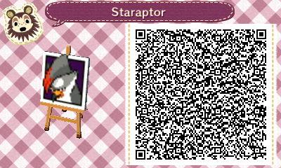 Staraptor Pattern