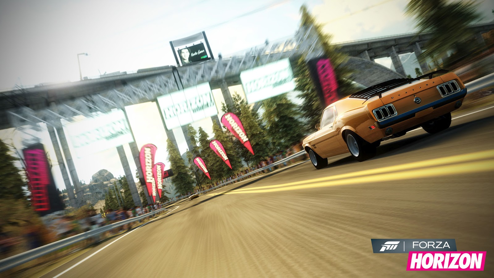 Forza Horizon HD & Widescreen Wallpaper 0.302876352952635
