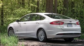 2015 Ford Fusion Hybrid Titanium Review